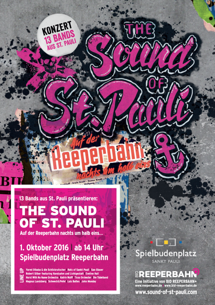 The Sound of St. Pauli Konzert
